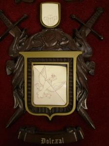 Dolezal Family Crest