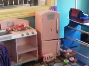 Ivanna Cone kitchen