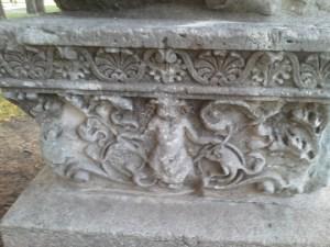 Roberts Park pillar 1