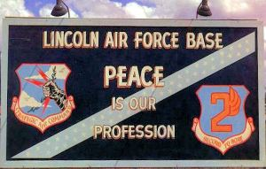 SAC_Sign_Lincoln_AFB_NE_1960