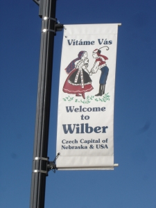 Wilber welcome