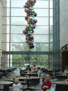A view at the Joslyn