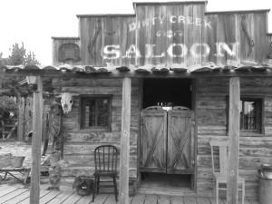 B & W saloon