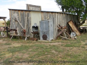 Color High Plains Farm Implements