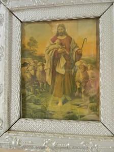 Color High Plains Jesus the Good Shepherd