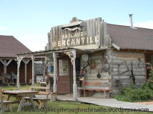 Color High Plains Mercantile