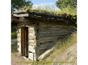 dugout storage shed