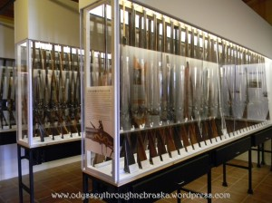 Fur trade gun collection