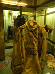 Fur trade Native American collection