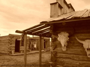 High Plains Homestead buildings