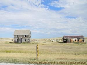 High Plains Homestead View