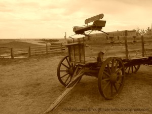 High Plains wagon