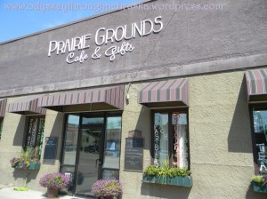 Prairie Grounds Entrance