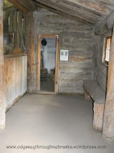 Trading Post interior