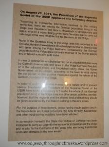 AHSGR Russia 1941 decree