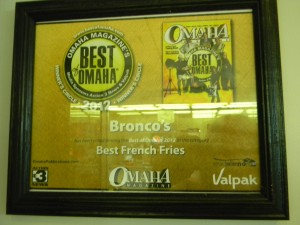 Broncos best fries
