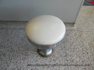 Broncos stool