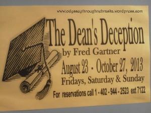Dean's Deception 3