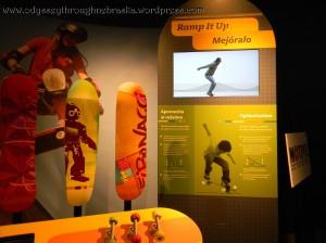 Math Alive skateboarding