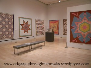 Quilt Room Displays