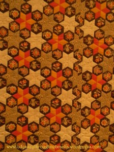 Quilts stars and shapes
