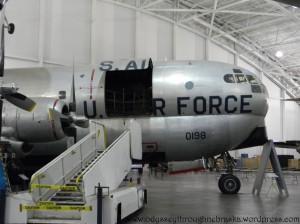 SAS Air Force Plane 0198