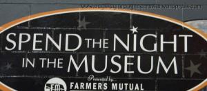 SAS Night at the museum