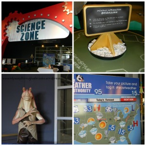 SAS Science Zone