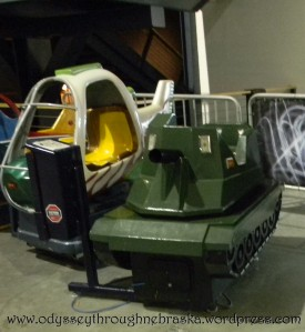 SAS simulators
