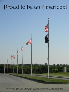 11-11 Row of Flags