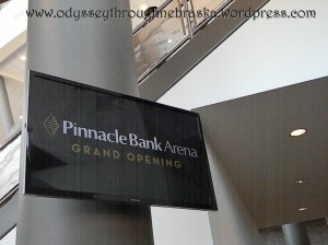 Arena Grand Opening