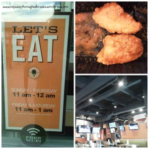 Buffalo Wings & Rings Food
