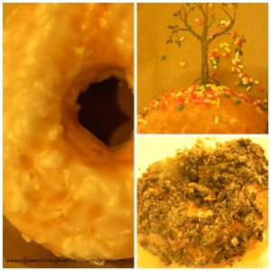 Doughnut Hole Collage