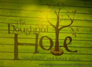Doughnut Hole signjpg
