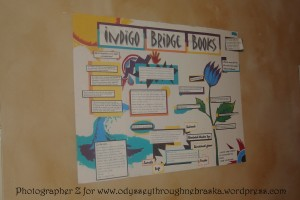 Indigo Bridge Books Poster