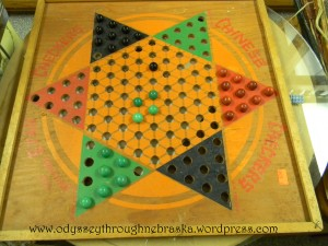 @ Lee's Chinese checkers