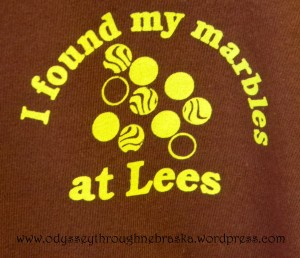 @ Lee's funny t-shirt