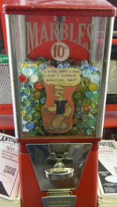@ Lee's marble dispenser