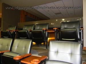 Pinnacle Box Seats