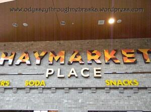 Pinnacle Haymarket Place Food