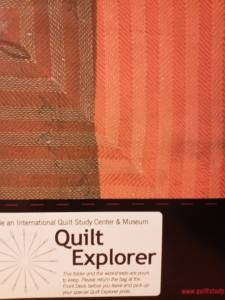 Quilt folder