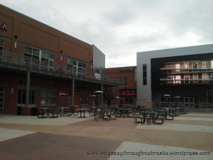 Railyard Courtyard