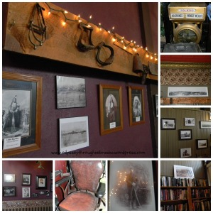 Ranch House History Collage