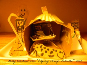 Christmas Greetings from NE Odyssey