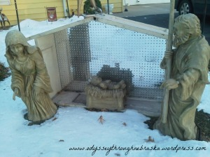 Christmas nativity