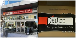 Delice sign