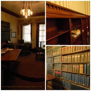Ferguson House library