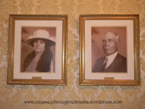 Ferguson House Portraits