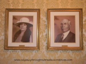 Ferguson House Portraits