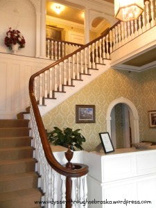 Ferguson House stair case